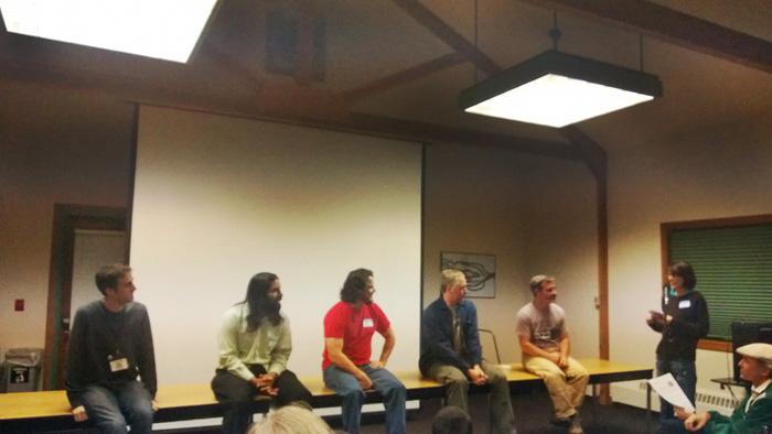 Q&A Panel at PSBA's September Meeting 2013