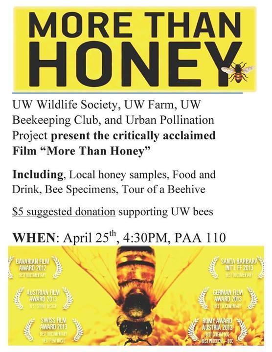 UW -More than honey
